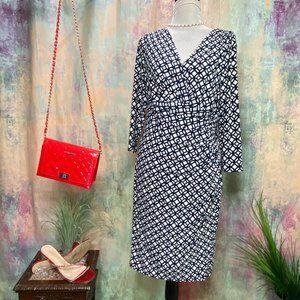 📌Lauren Ralph Lauren Work to Weekend Ready Dress